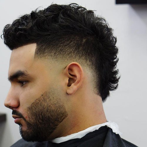 The Best 19 Best Mohawk Fade Haircuts 2019 Guide Pictures