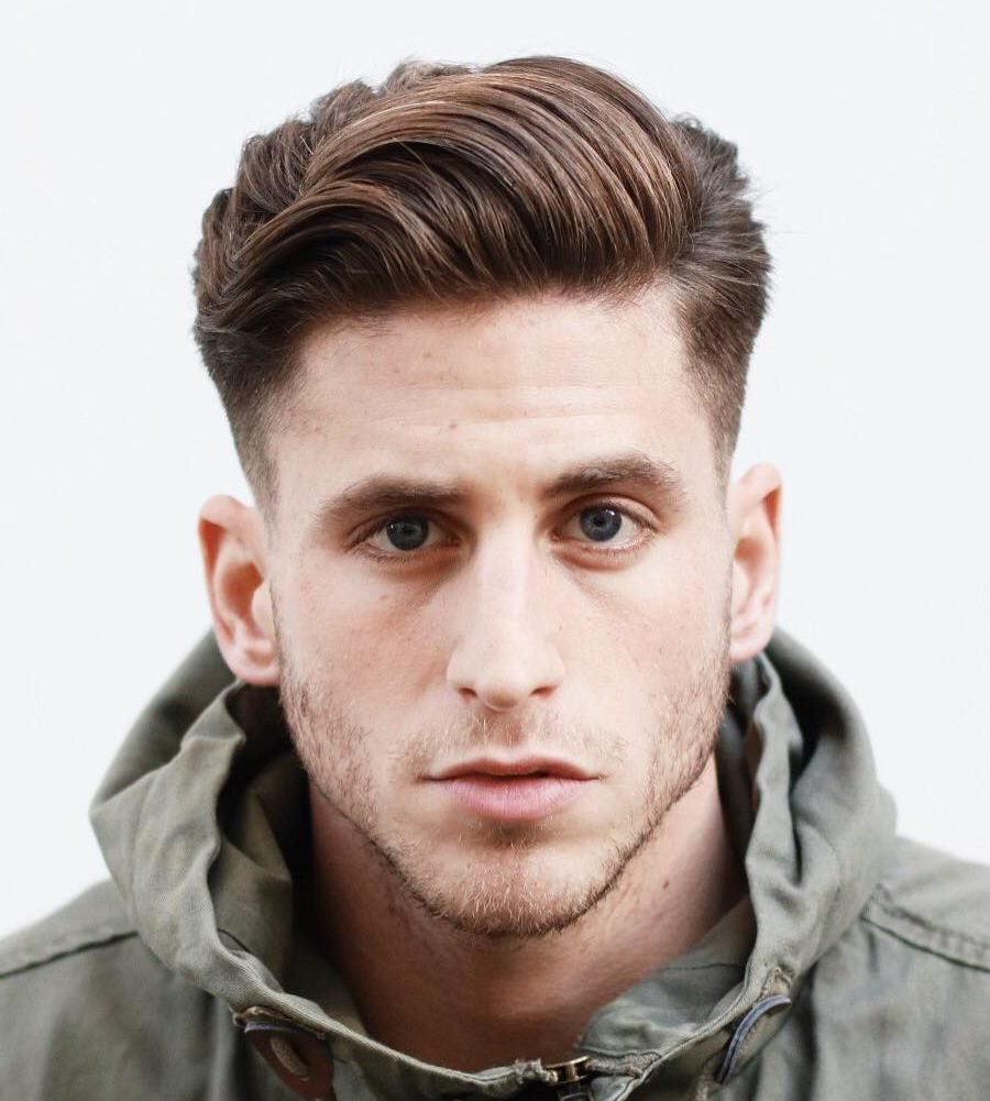 The Best Cool Men S Medium Hairstyles Haircuts Pictures