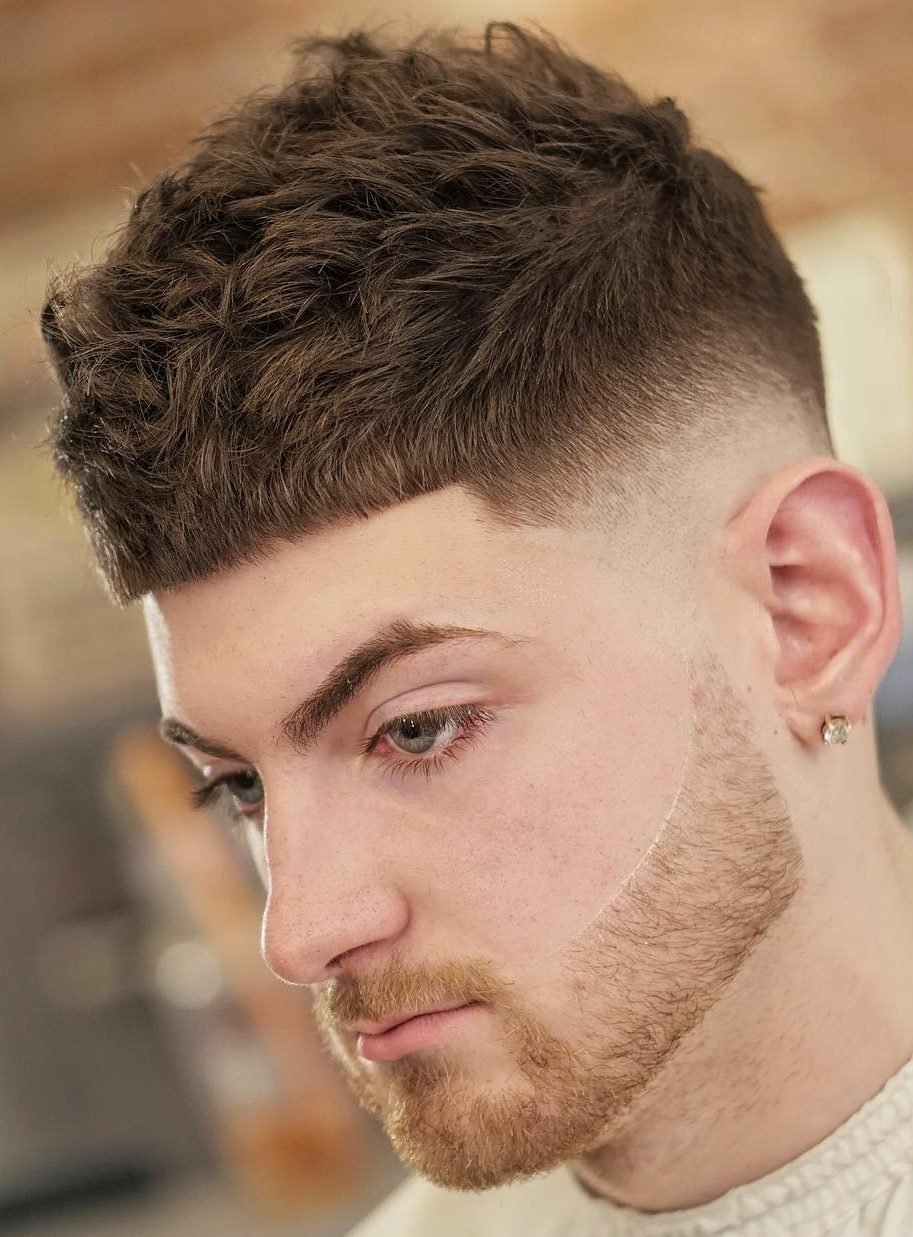 The Best Men S Short Haircuts Very Cool Pictures