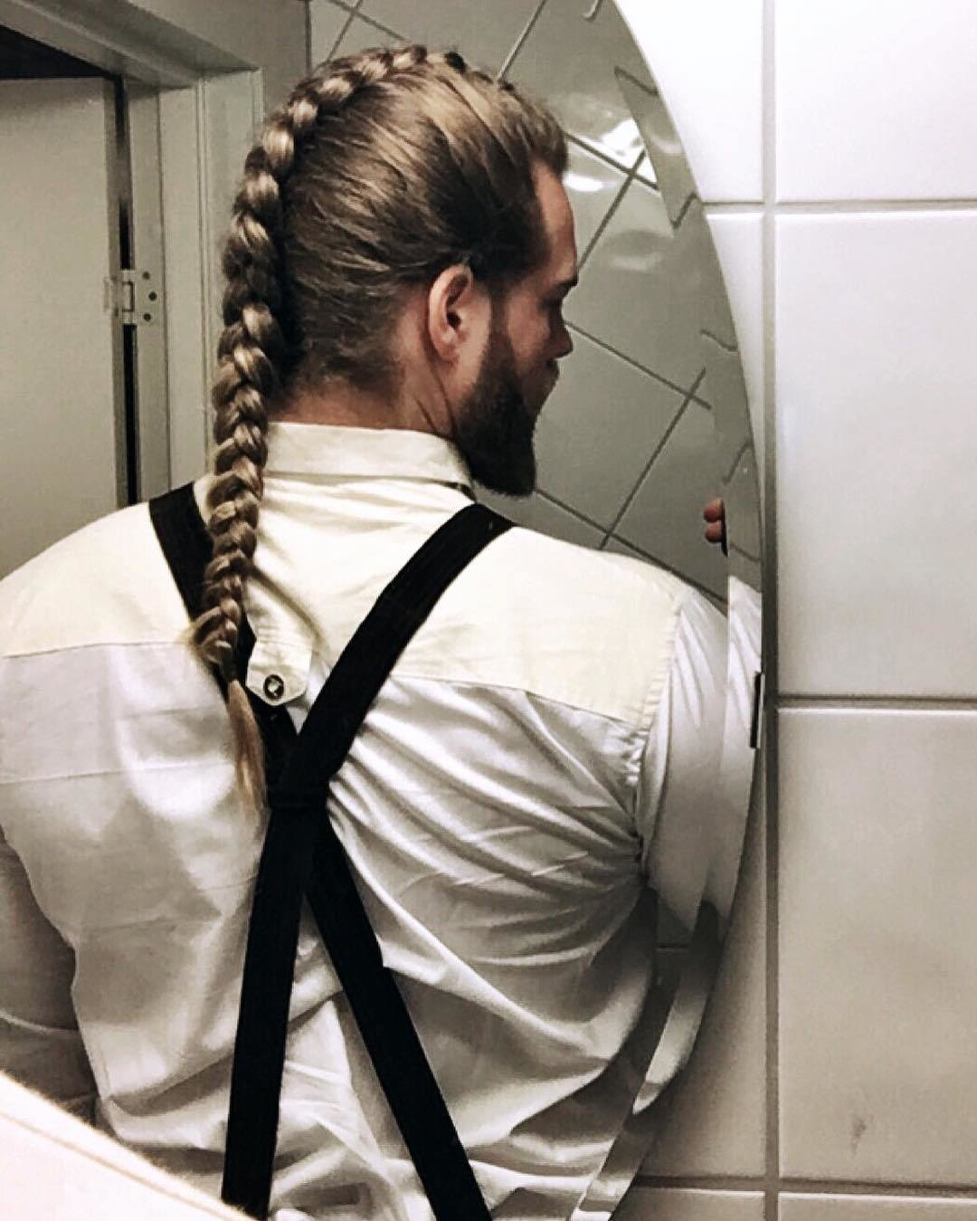 The Best Men With Long Hair Lasse Matberg Pictures
