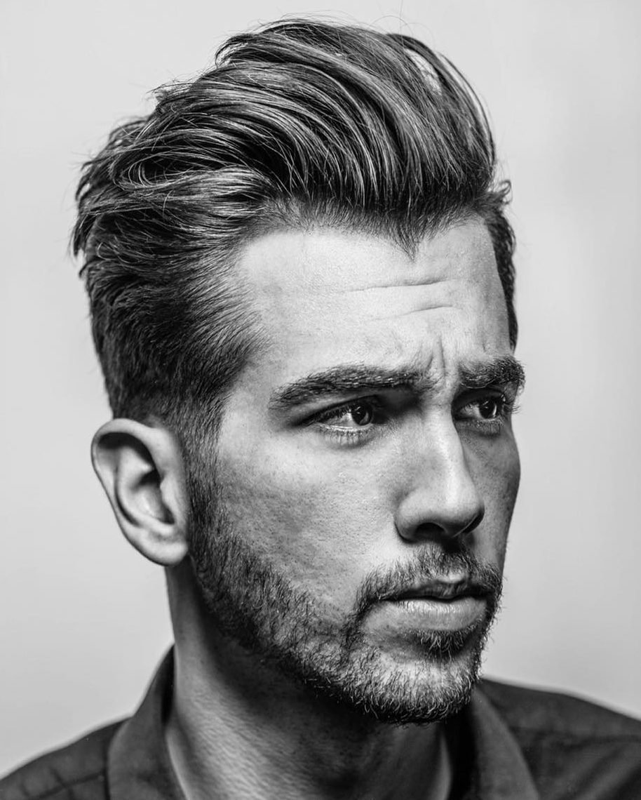 The Best Cool Men S Medium Length Haircuts 2018 Pictures