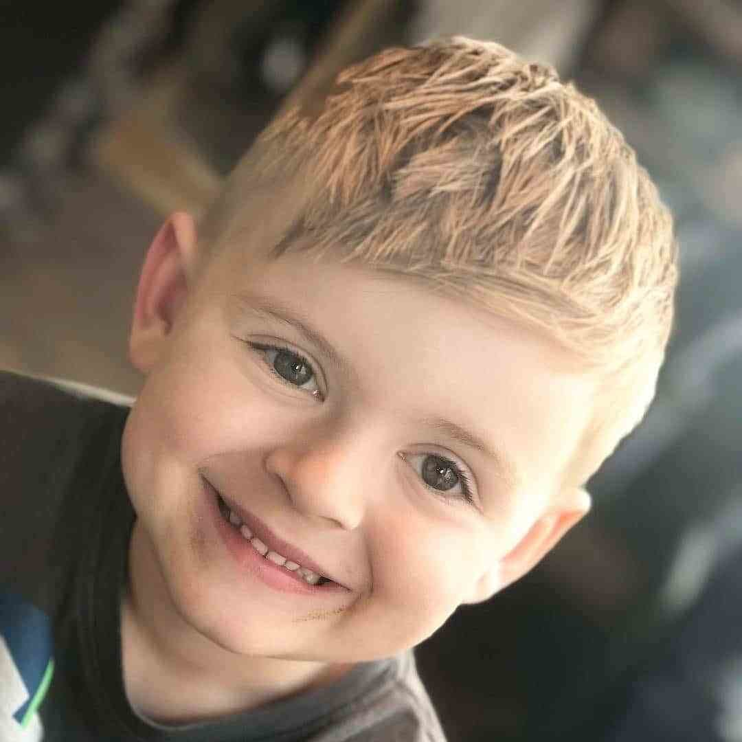 The Best Toddler Boy Haircuts Pictures