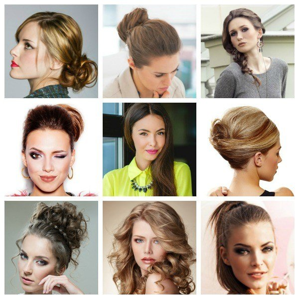 The Best Hairstyles For Work 15 Easy Hairstyles For Hectic Mornings Pictures