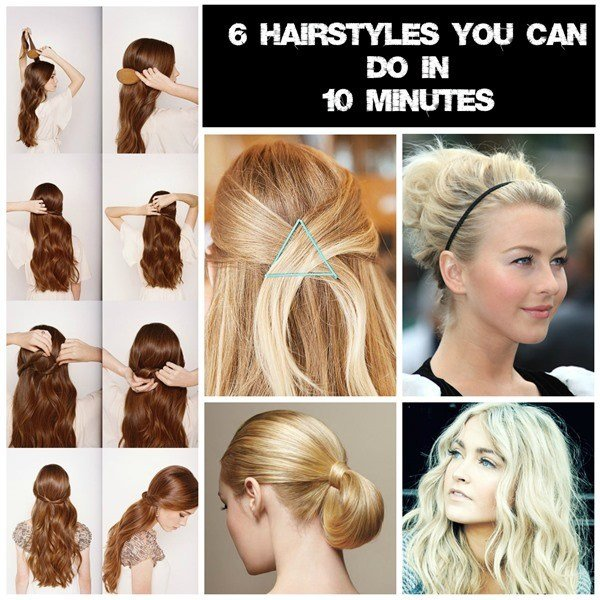 The Best 6 Easy Hairstyles For Mums On The Go Pictures Original 1024 x 768