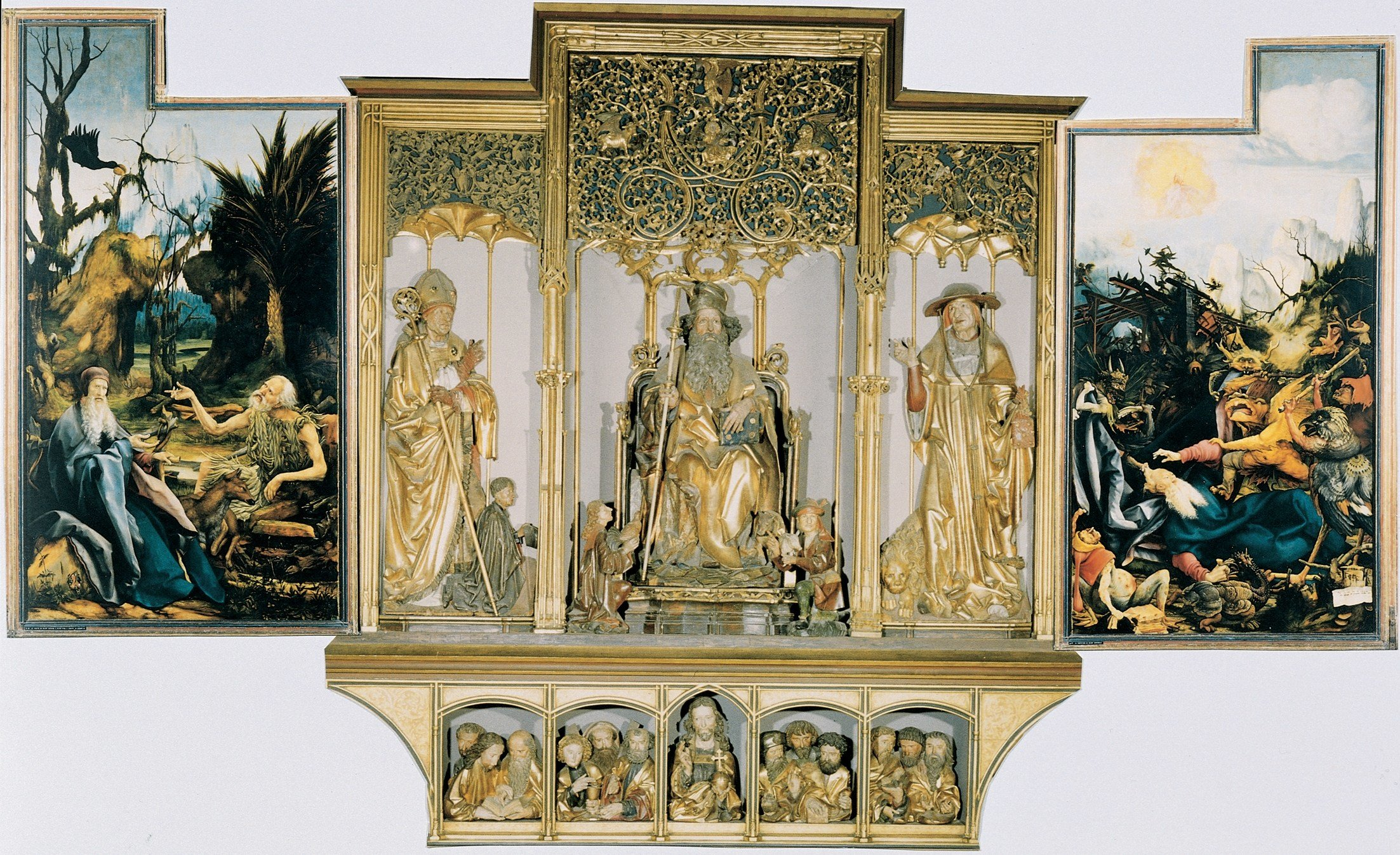The Best Isenheim Altarpiece Pictures