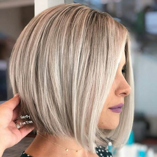 The Best 50 Blonde Bob Hairstyles 2018 – 2019 Bob Hairstyles Pictures