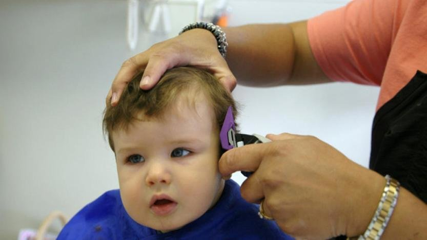 The Best Parents Say When Your Child Hates Haircuts Babycenter Pictures