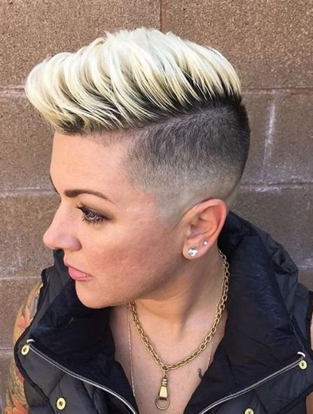 The Best 66 Shaved Hairstyles For Women That Turn Heads Everywhere Pictures