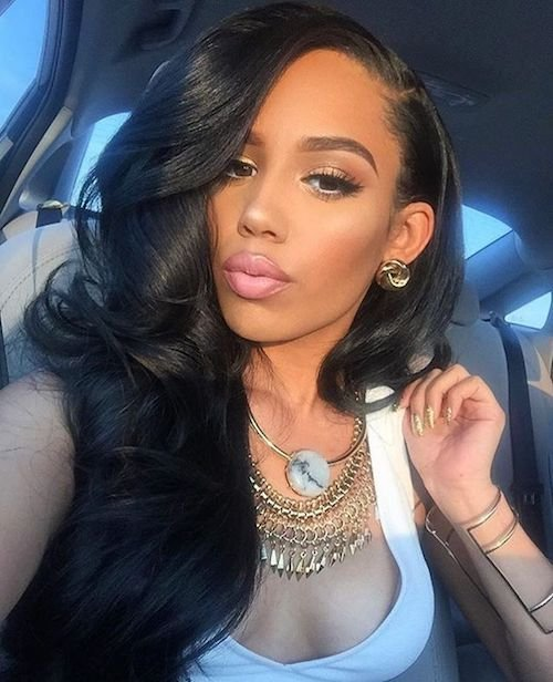 The Best 62 Appealing Prom Hairstyles For Black Girls For 2017 Pictures
