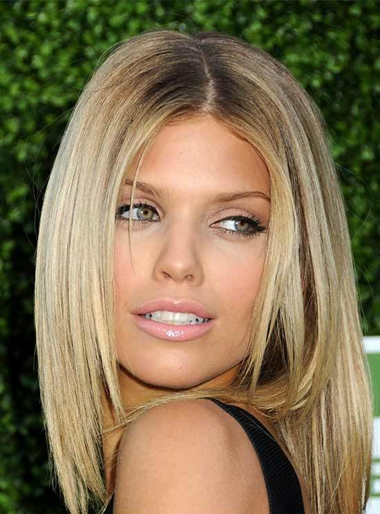 The Best 29 Cute Medium Length Hairstyles For Thin Hair Pictures