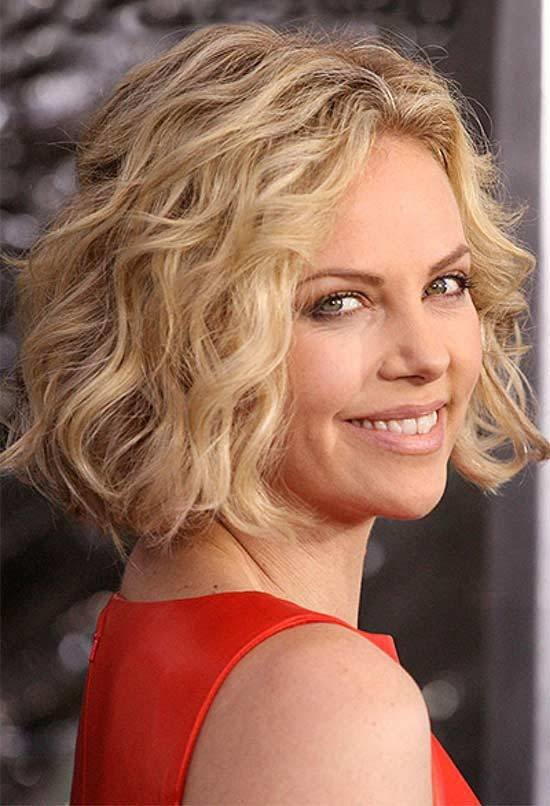 The Best 18 Best Curly Bob Hairstyles To Inspire You Pictures