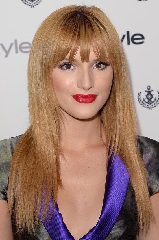 The Best Top 10 Beautiful Hairstyles For Blonde Hair With Bangs Pictures