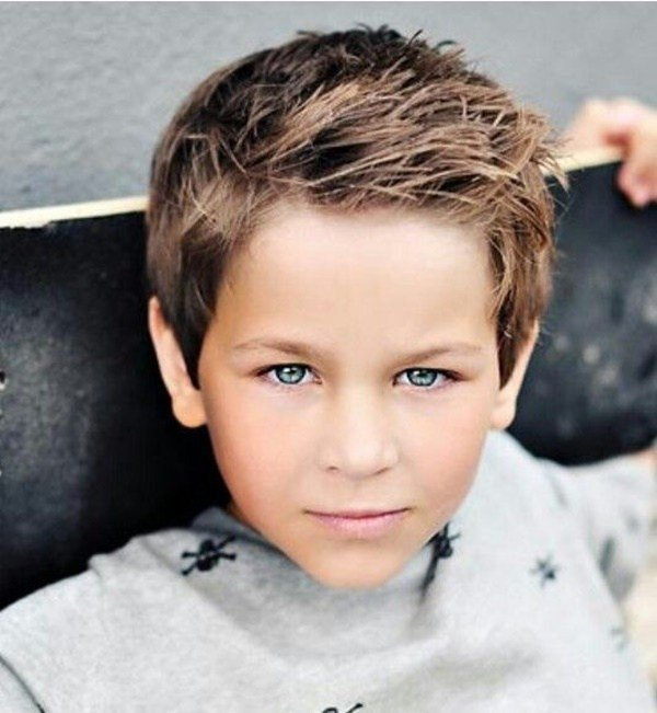 The Best 125 Trendy Toddler Boy Haircuts Pictures