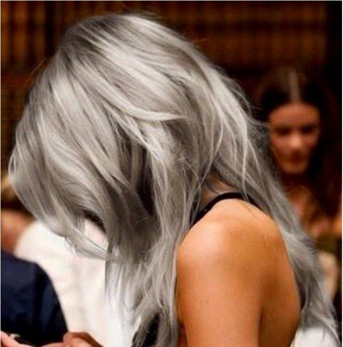 The Best Hair Color To Cover Grey Roots Image Of Hair Salon And Pictures
