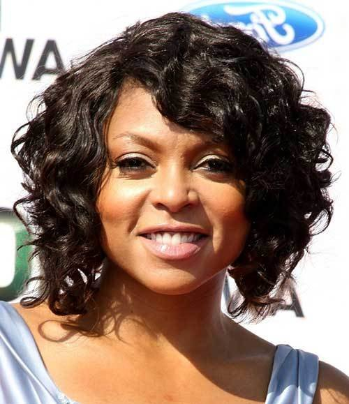 The Best Short Hairstyles For Black Women With Round Faces Pictures