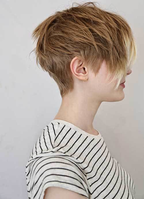 The Best 20 Textured Short Haircuts Pictures