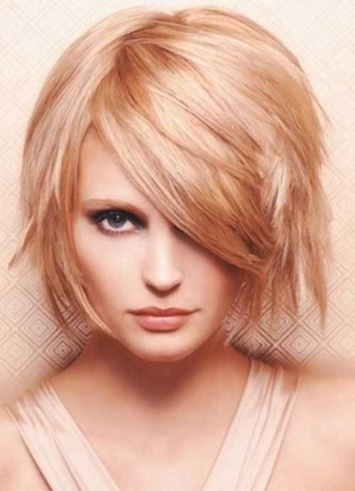 The Best 15 Unique Chin Length Layered Bob Pictures