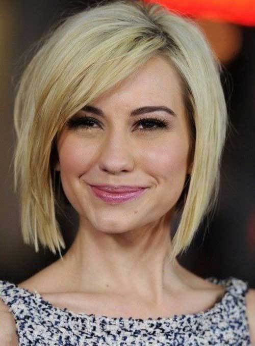 The Best 10 Bob Hairstyles For Fine Hair Pictures