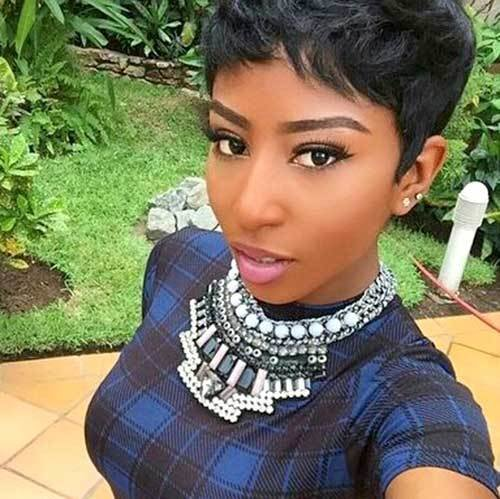 The Best 15 Black Girls With Short Hair Pictures