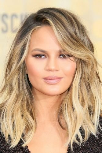 The Best 28 *Mg Ombre Highlights For Shoulder Length Hair Medium Pictures