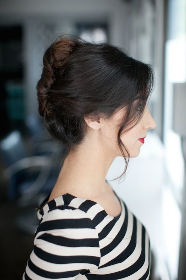 The Best Hairstyle Favourites The French Twist Wedding Hair Pictures