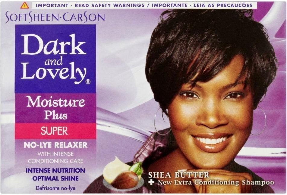 The Best Dark Lovely Relaxer Pictures