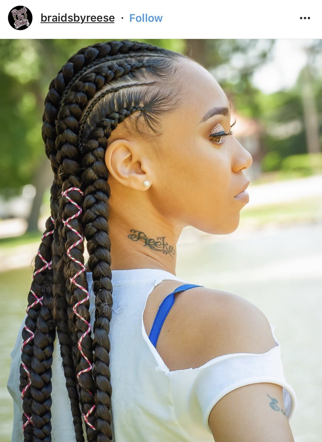 The Best Protective Styles 101 Must See Feed In Braids Essence Pictures