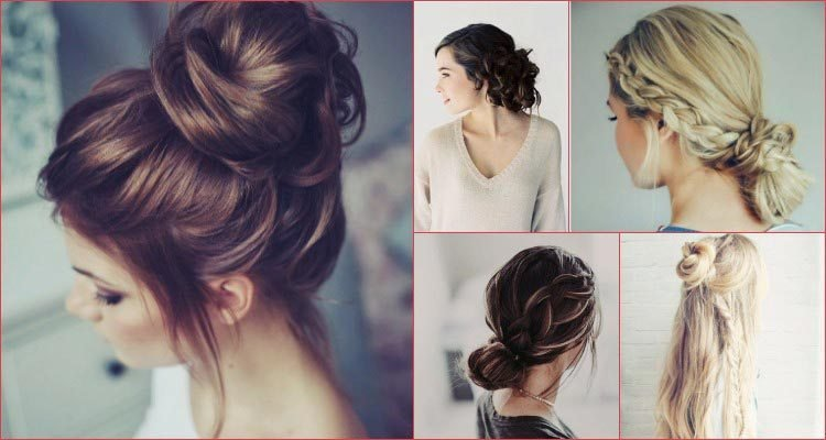 The Best 9 Easy Messy Hairstyles With Tutorials To Rock Any Day Pictures