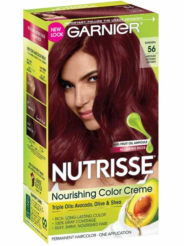 The Best Brown Hair Color Nutrisse Color Creme Nourishing Pictures