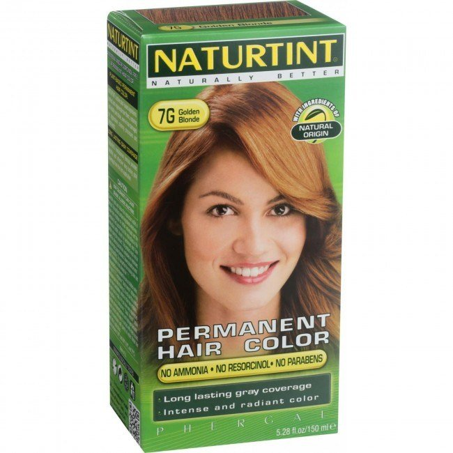 The Best Naturtint Hair Color Permanent 7G Golden Blonde Pictures