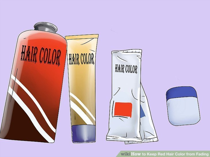 The Best How To Keep Red Hair Color From Fading 9 Steps With Pictures