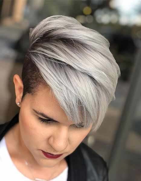 The Best 40 Super Short Hairstyles For 2019 » Hairstyle Samples Pictures