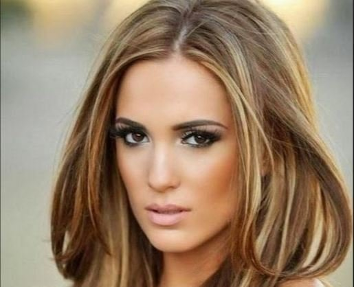 The Best Best Hair Color For Brown Eyes With Fair Olive Medium Pictures