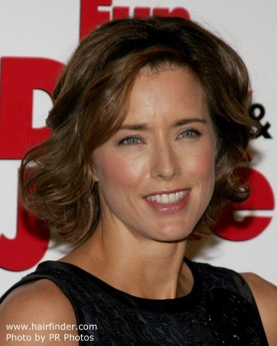 The Best Tea Leoni Haircut Haircuts Models Ideas Pictures