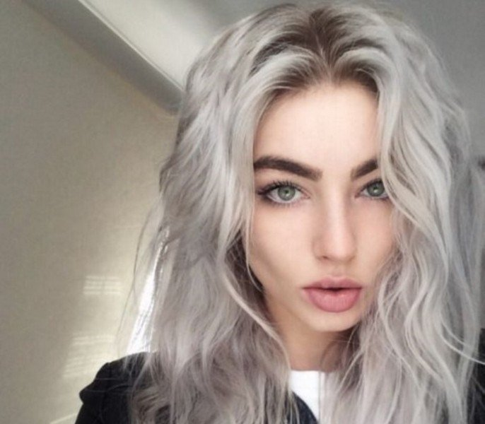The Best Best Natural Hair Dye For Gray Hair Henna Pictures