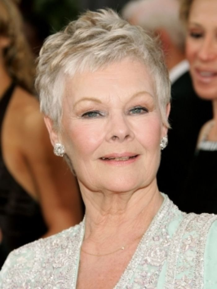 The Best Short Hairstyles For Women Over 60 With Fine Hair Dench Pictures