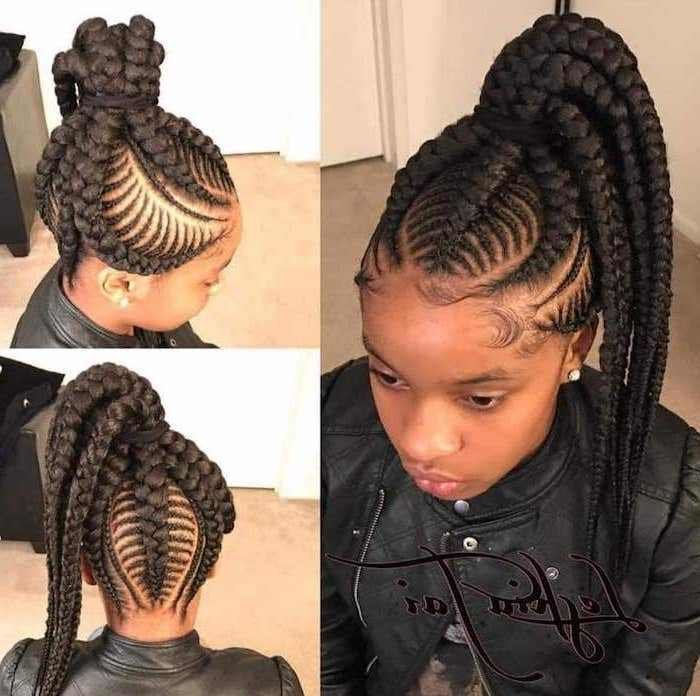 The Best 1001 Ideas For Beautiful Ghana Braids For Summer 2019 Pictures