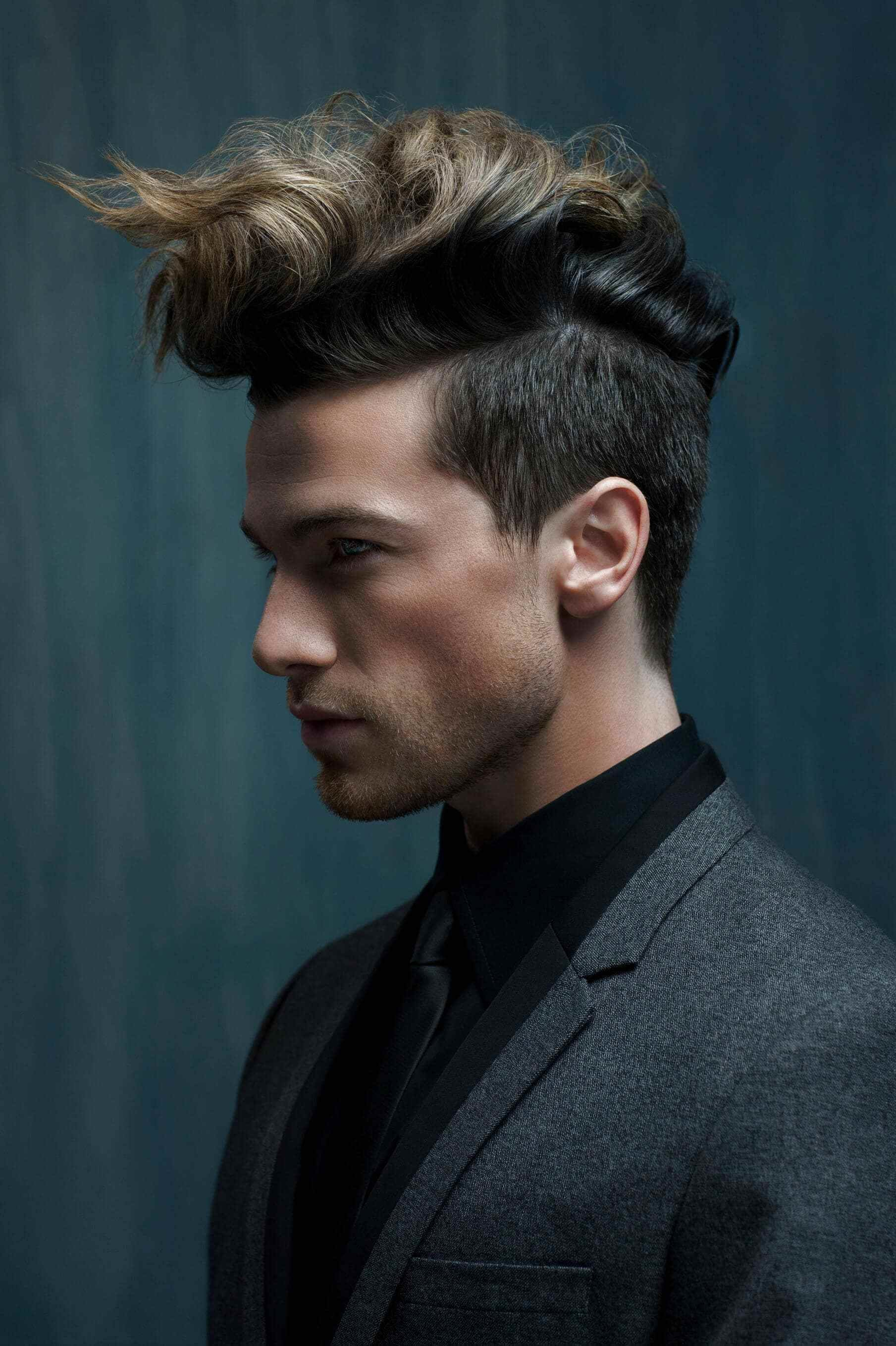 The Best Wavy Quiff For Men How To Style This Non Boring Holiday Pictures