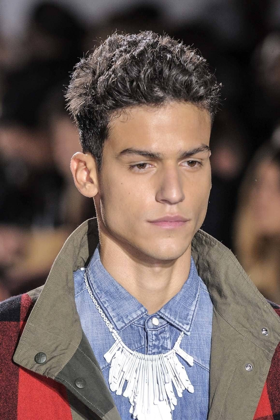 The Best Curly Mens Undercut Hairstyle Ideas And Trends For Guys Pictures
