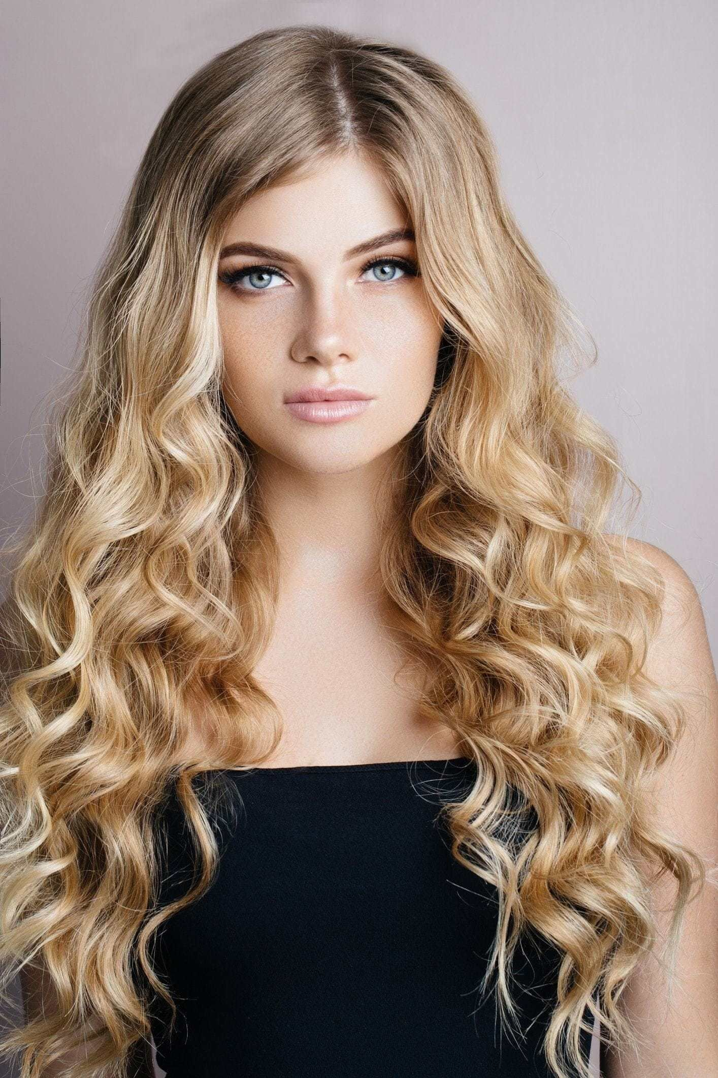 The Best Bold And Beautiful 16 Ways To Wear Blonde Curly Hair Pictures