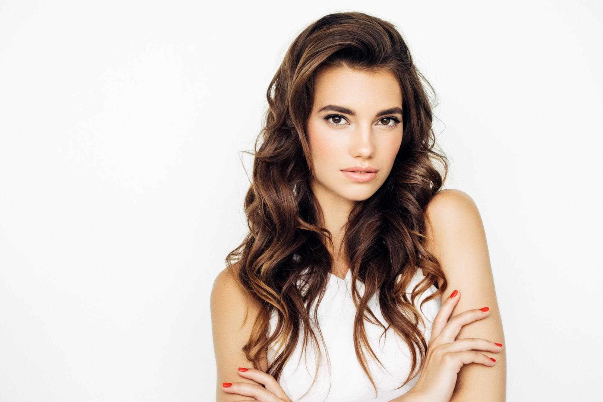 The Best Curly Hairstyles For Long Hair 19 Kinds Of Curls To Consider Pictures