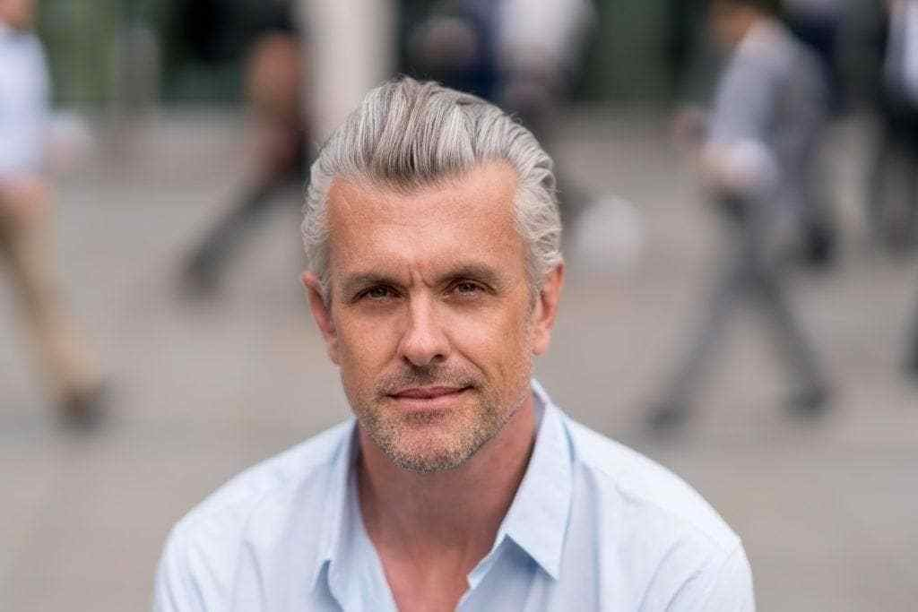 The Best 10 Mens Grey Hairstyles That Work With Your Lifestyle Pictures