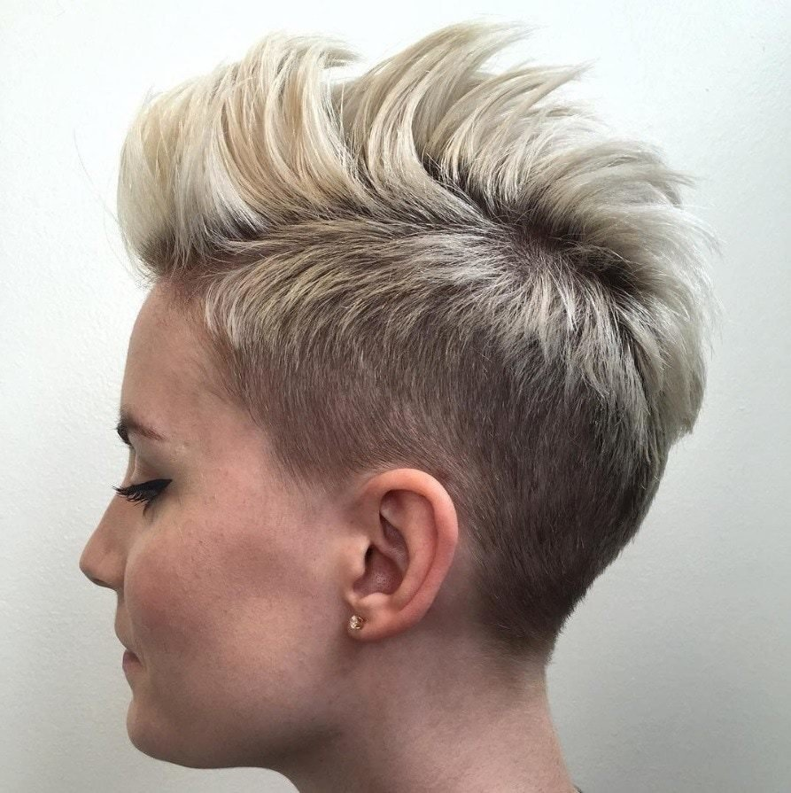 The Best 17 Best Mohawk Hairstyles For Women All Things Hair Uk Pictures