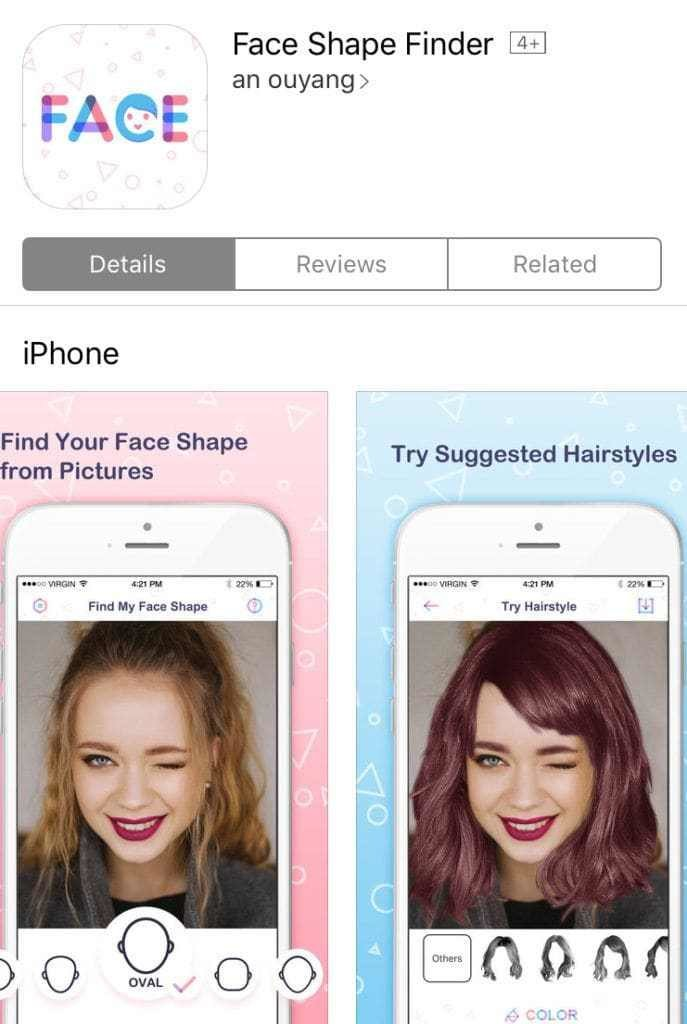 The Best Best Face Shape Apps To Help You Choose The Perfect Hairstyle Pictures