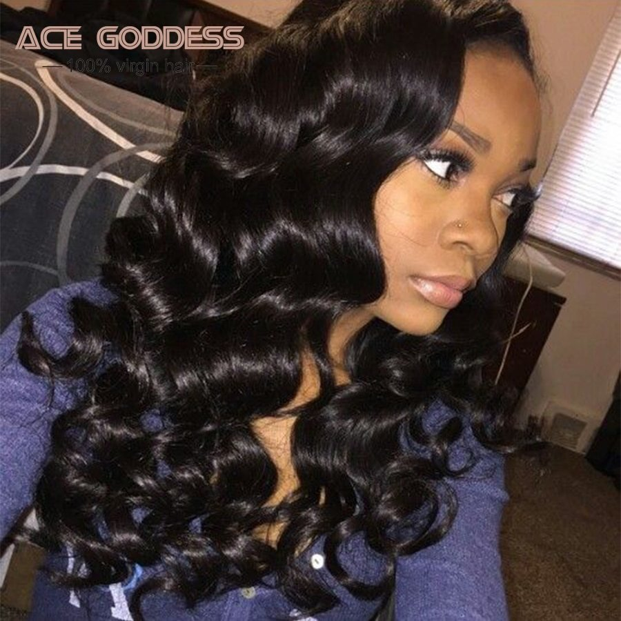 The Best 7A Brazilian Loose Wave V*Rg*N Hair 4 Bundles Wet And Wavy Pictures