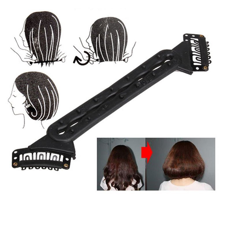 The Best Flaxen Hair Styling Tool Fluffy Hair Tools Fashion Shorter Pictures