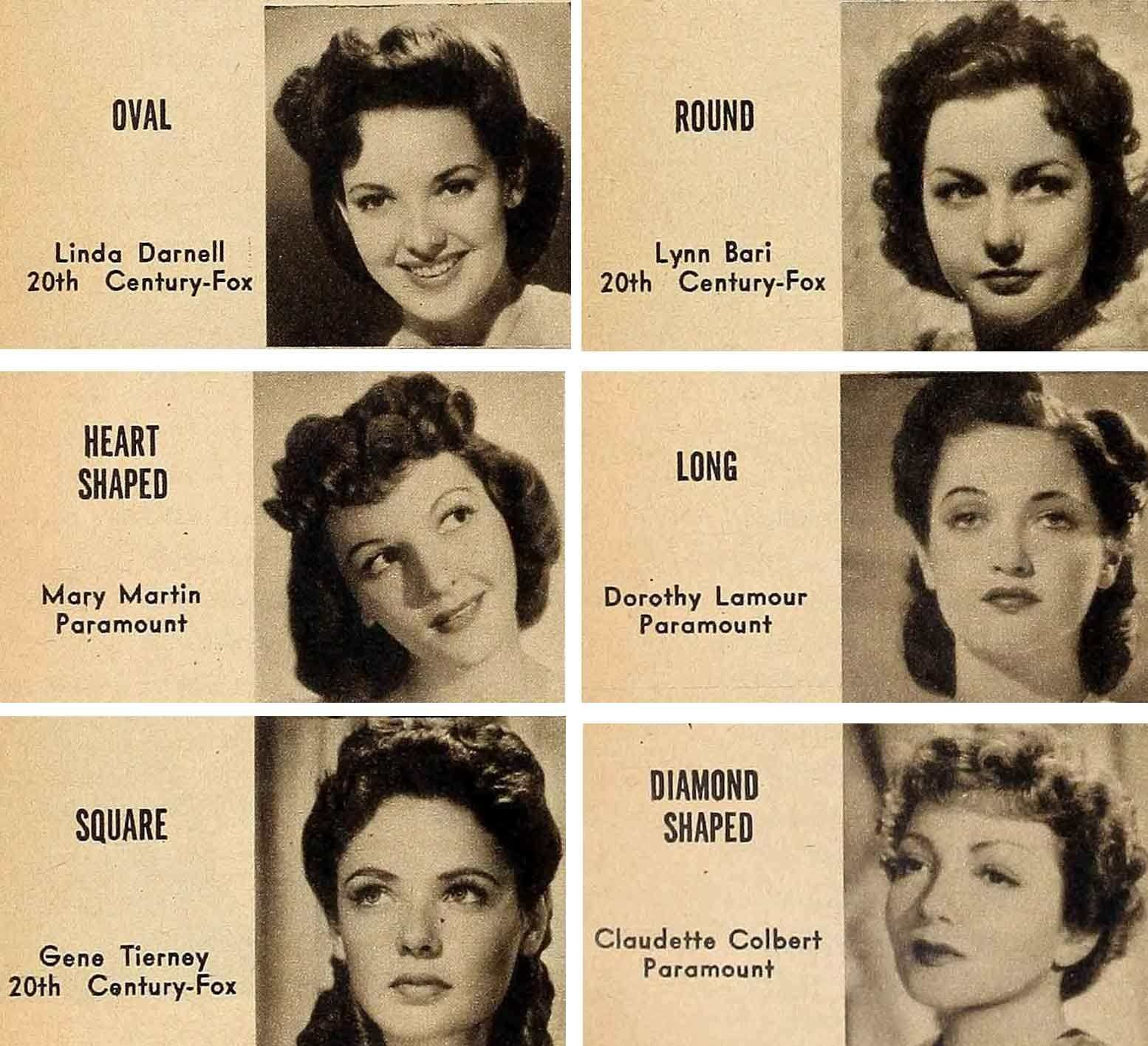 The Best Back In The 40S Hairstyles Women – A Vintage Athenian Pictures