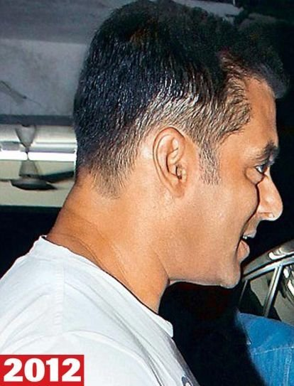 The Best Salman Khan S Ever Changing Hairdos Indiatoday Pictures