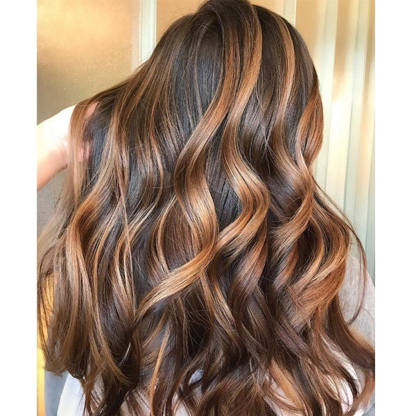 The Best Caramel Lights Balayage Behindthechair Com Pictures