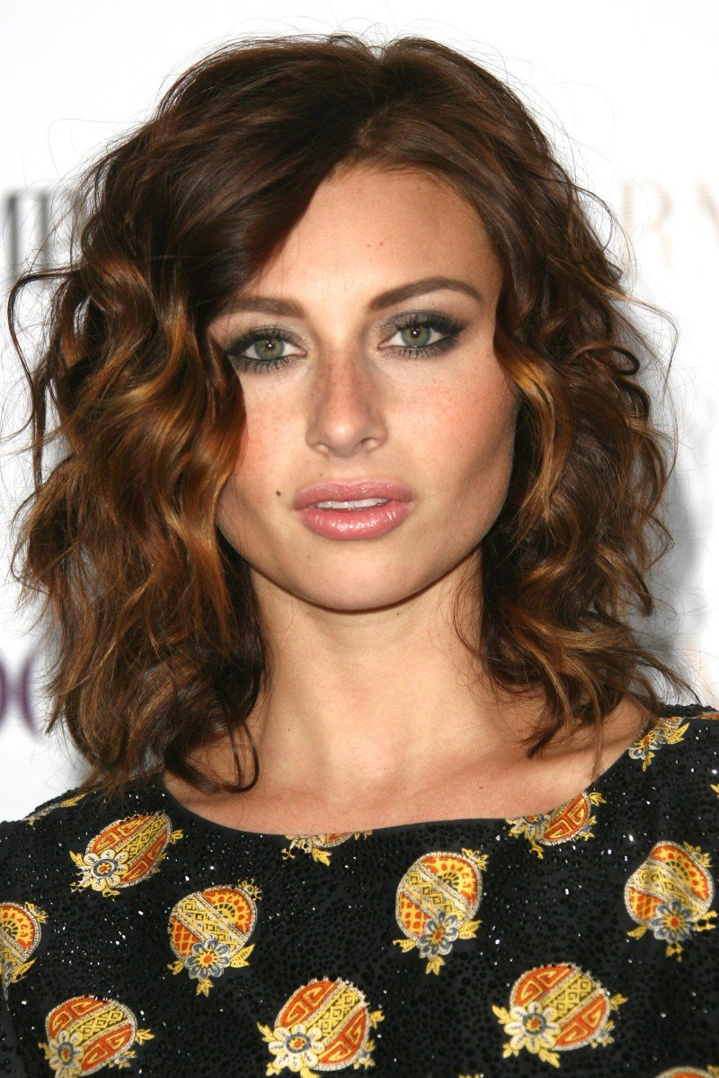 The Best Cuts For Fine Frizzy Wavy Hair Beautyeditor Pictures